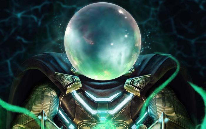 """Với khả năng """"đạo diễn"""" và tạo ra ảo ảnh, Mysterio suýt chút nữa đã đánh lừa được Nhện """"nhọ"""" lẫn tổ chức SHIELD."""