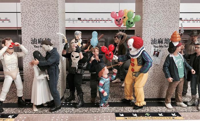 Woody mặc đồ…..phi hành gia?