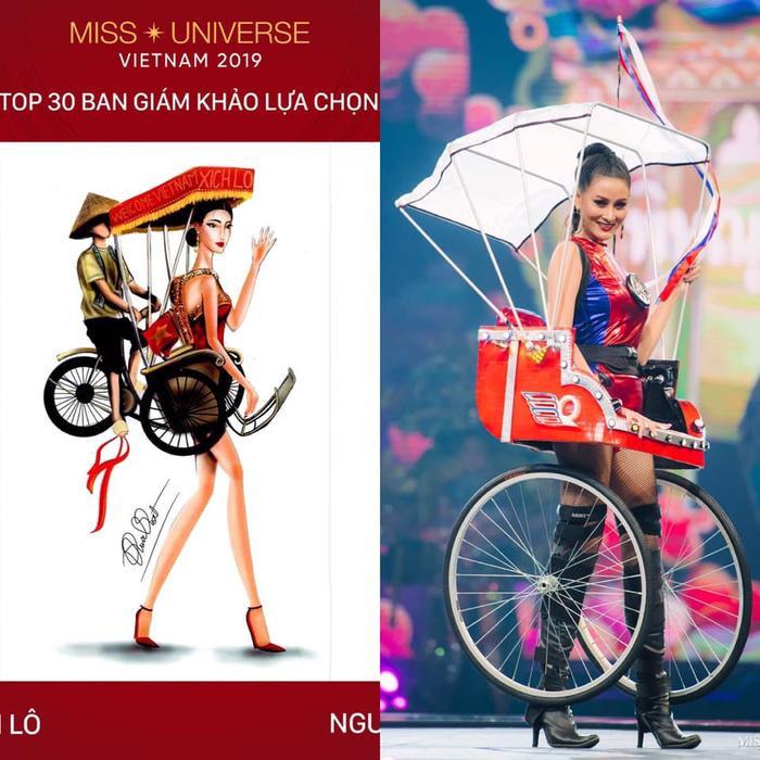 Loạt trang phục dân tộc Miss Grand Thailand có cùng cảm hứng với National Costume của Hoàng Thùy ảnh 0