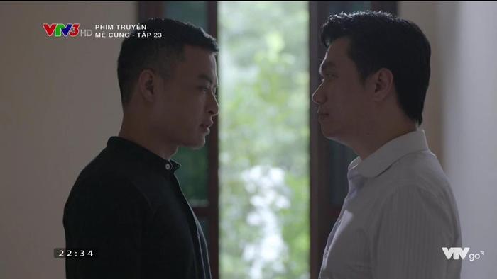 Màn đối thoại căng thẳng giữa Khánh và Đông Hoà.