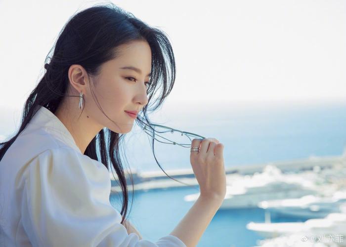 Khán giả Hàn ngợi khen Lưu Diệc Phi: Đẹp hơn Song Hye Kyo và Phạm Băng Băng ảnh 2