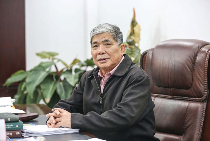 Ông Lê Thanh Thản. Ảnh: VTC News