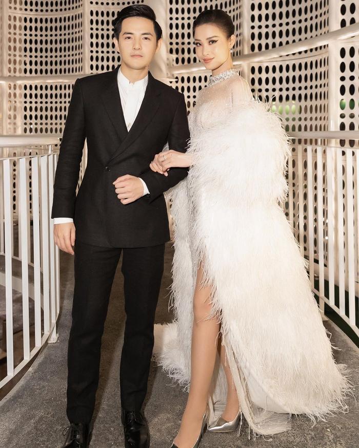 Từ những hình ảnh cả hai cùng nhau xuất hiện tại các sự kiện trong trang phục lộng lẫy xinh đẹp
