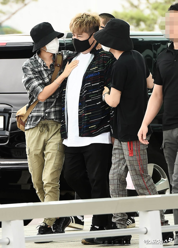 Dong Hae, Shin Dong và Eun Hyuk.