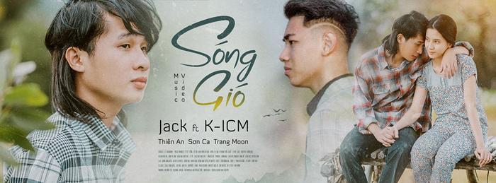 Hình ảnh mới nhất được Jack - K-ICM giới thiệu với khán giả.