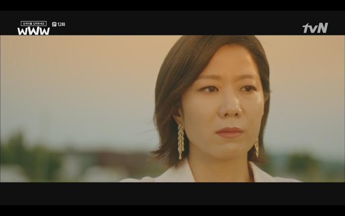 Song Ga Kyung đã để mất rất nhiều người quan trọng trong cuộc sống.