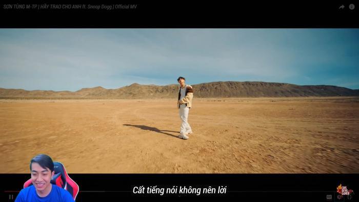 Cris Phan reaction MV của Sơn Tùng M-TP.