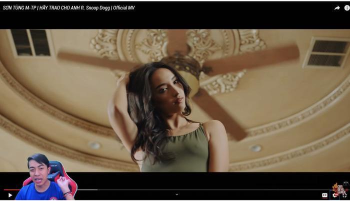 Làm clip reaction MV của Hãy trao cho anh, Cris Phan khiến fan thất vọng khi dùng từ ngữ body shaming người mẫu nữ một cách vô duyên ảnh 6