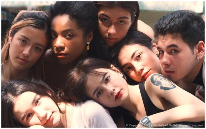 Bức ảnh của hội bạn thân con lai nổi tiếng nhất Sài Thành đang nhận lượt like khủng trên MXH.