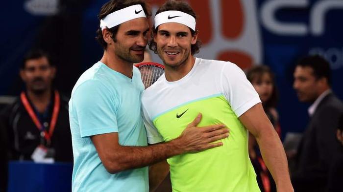 """Nhưng màn đối đầu lần này tại Wimbledon là một câu chuyện hoàn toàn khác, sẽ không đơn giản để Nadal có được một kết quả tốt, khi mà """"Tàu tốc hành"""" đang giữ kỷ lục tám lần vô địch tại đây."""