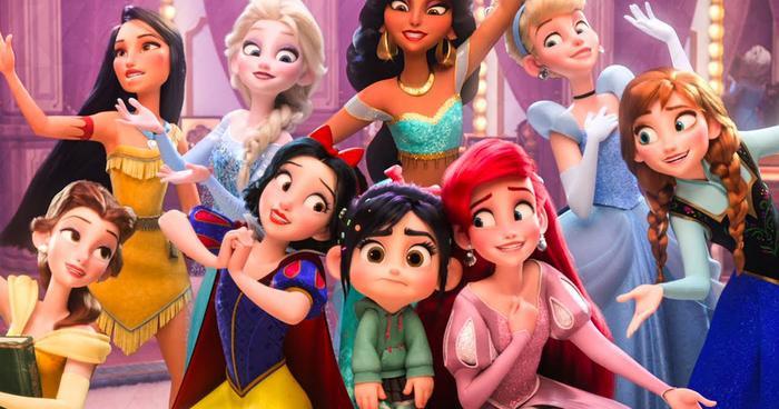 Công chúa nhà Disney được trẻ em trên toàn thế giới yêu mến.