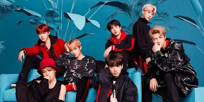 BTS vinh dự là nhóm nhạc Hàn Quốc duy nhất lọt vào danh sách này.
