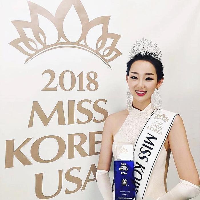 Kim Chae Yeon.