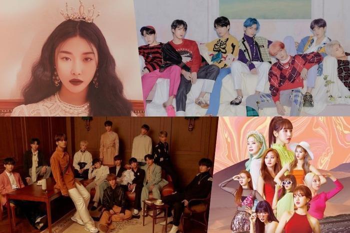 BXH doanh số album tại Gaon nửa đầu 2019: Dẫn đầu nhạc số không phải BTS, Twice hay BlackPink.