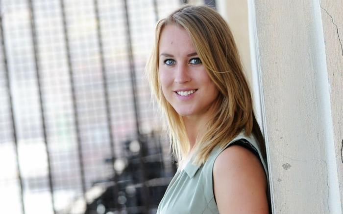 Kat Kerkhofs được biết đến là vợ của cầu thủ Dries Mertens hiện đang thi đấu cho CLB Napoli.