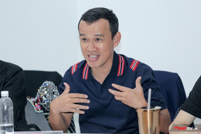 Siêu mẫu Trần Trung cùng Lan Khuê  Hương Giang tuyển chọn thí sinh Siêu mẫu Việt Nam 2019 ảnh 5