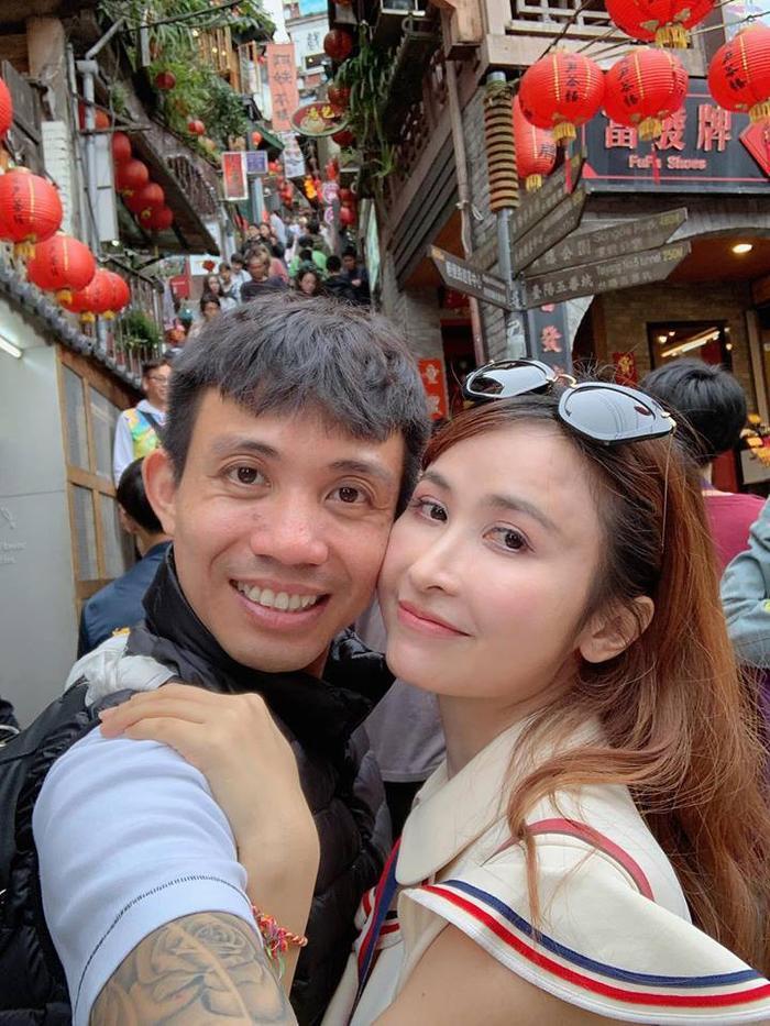 Minh Nhựa hiện đang có cuộc sống hạnh phúc với người vợ hai Mina…