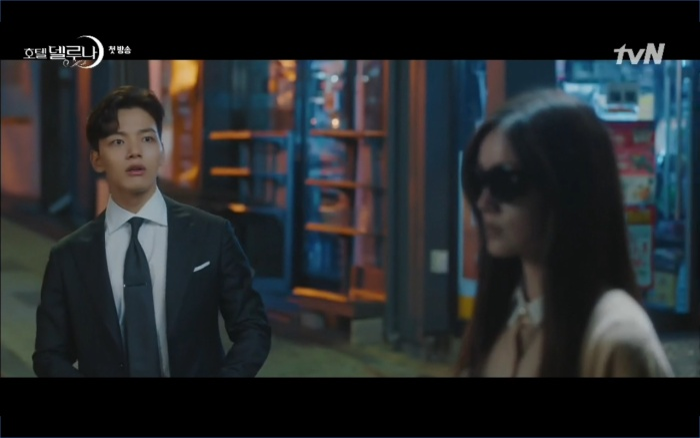 Chang Sung đã có thể thấy những hồn ma.