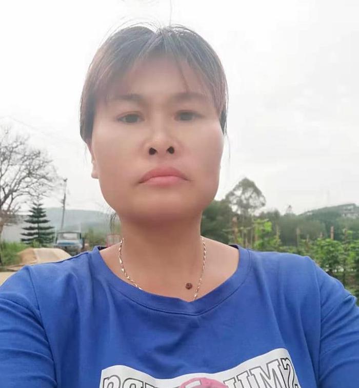 Người phụ nữ Nghệ An bất ngờ tìm được gia đìnhsau 24 năm lưu lạc. (Ảnh: VTC News).