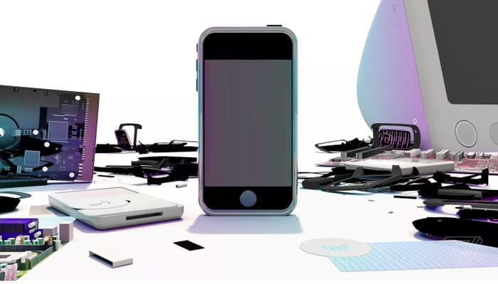 iPhone đời đầu ra mắt năm 2007 nhưng dự án về chiếc smartphone này thì đã được khởi động từ rất lâu trước đó.