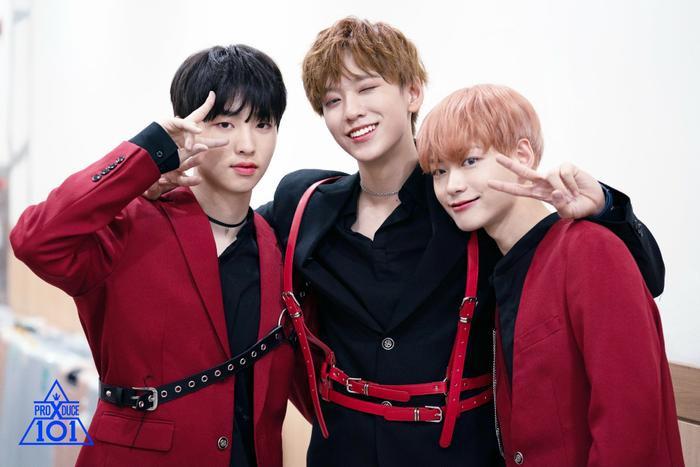 Lee Heop, Tony và Lee Se Jin.