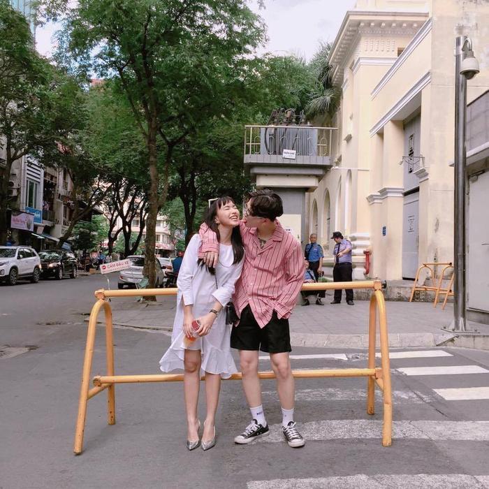 Kỷ niệm yêu nhau 4 năm, cùng nhìn lại những khoảnh khắc đẹp nhất của Châu Bùi  Decao ảnh 20