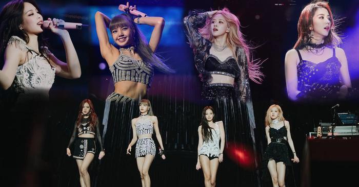 BlackPink đã khép lại chuỗi đêm diễn ở Thái Lan với những cảm xúc tuyệt vời.