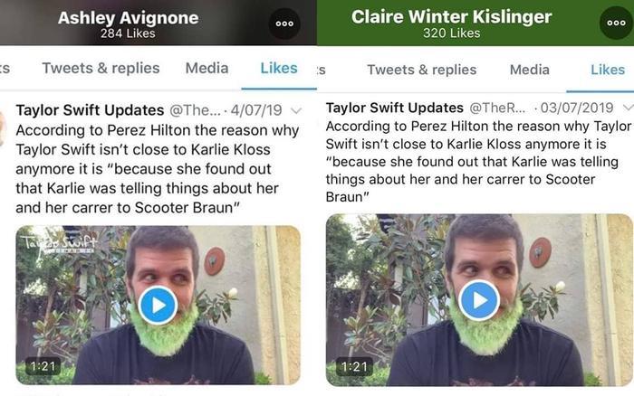 Perez Hilton – Blogger nổi tiếng người Mỹ đã hé lộ những bí mật động trời đằng sau scandal của Taylor Swift và Scooter Braun.