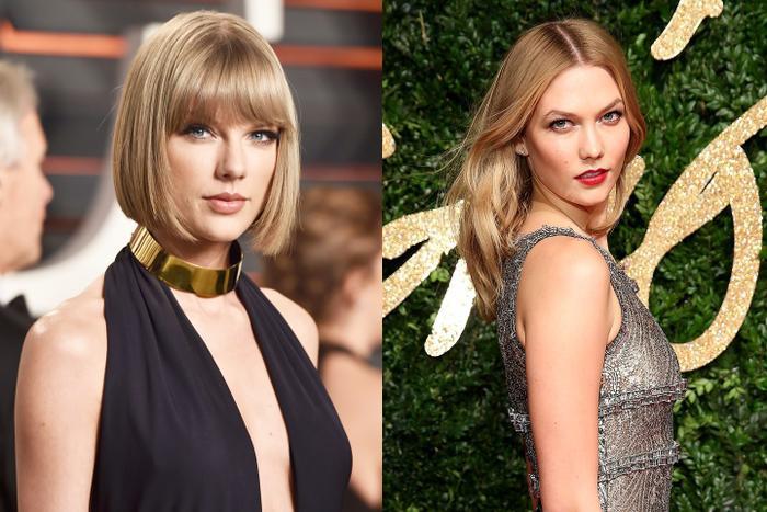 Perez Hilton cho biết, chính Karlie Kloss là người đã tiết lộ bí mật của Taylor Swift với Scooter Braun.
