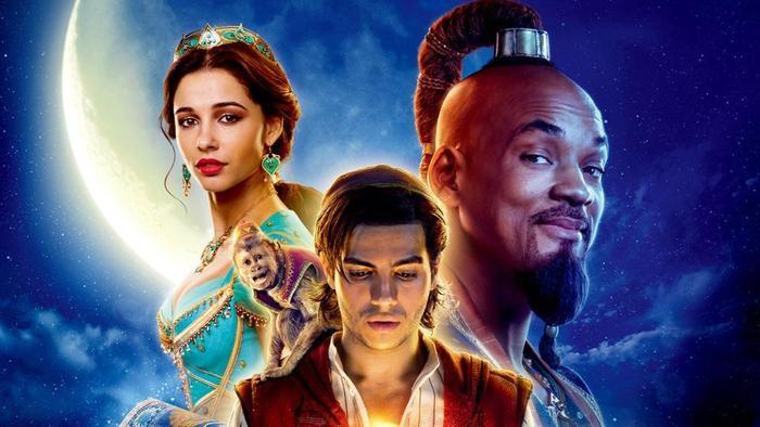 Aladdin thu về 960 triệu USD dù không được giới chuyên môn ưu ái.