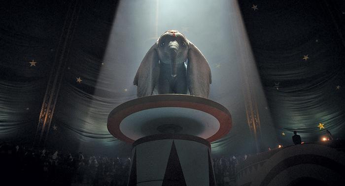 Dumbo là khởi đầu thất bại của Disney trong năm nay.