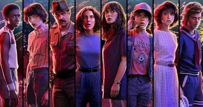 """Lược bỏ đi 1 năm, các nhân vật quen thuộc trong """"Stranger Things"""" giờ đã có một diện mạo rất khác với lần đầu tiên ra mắt khán giả"""