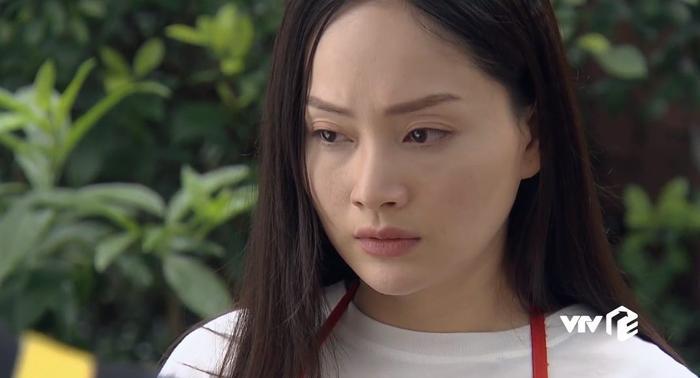 Phong và Hoàng Yến tâm trạng ngổn ngang vì cái thai trong bụng Yến.