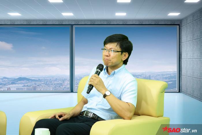 PSG – TS Hoàng Anh Tuấn, Phó Hiệu trưởng trường ĐHKHXH&NV Hà Nội