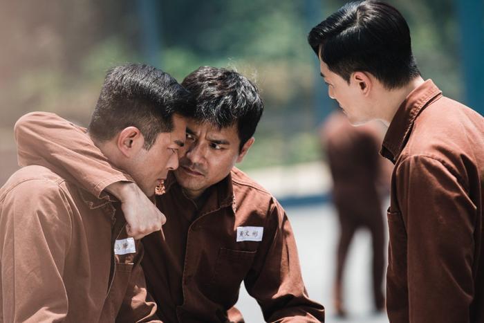 Tam giác hận thù giữa Tào Nguyên Nguyên, Lục ChíLiêm và Hoàng Văn San đầy hứa hẹn ở đầu phim.