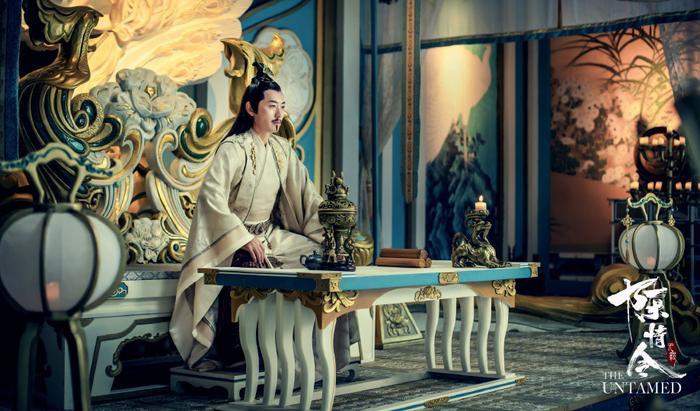 Trần tình lệnh tập 23+24: Kim Quang Dao lên sàn, Lam Trạm bị thúc phụ phát hiện tình ý với Ngụy Anh ảnh 3