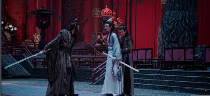Trần tình lệnh tập 23+24: Kim Quang Dao lên sàn, Lam Trạm bị thúc phụ phát hiện tình ý với Ngụy Anh ảnh 7