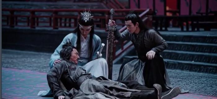 Trần tình lệnh tập 23+24: Kim Quang Dao lên sàn, Lam Trạm bị thúc phụ phát hiện tình ý với Ngụy Anh ảnh 5
