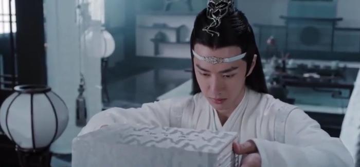 Trần tình lệnh tập 23+24: Kim Quang Dao lên sàn, Lam Trạm bị thúc phụ phát hiện tình ý với Ngụy Anh ảnh 23