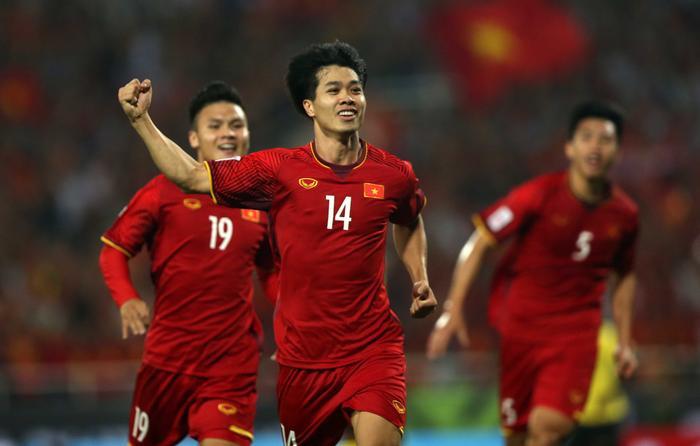 ĐT Việt Nam có thể nằm chung bảng với ĐT Trung Quốc.
