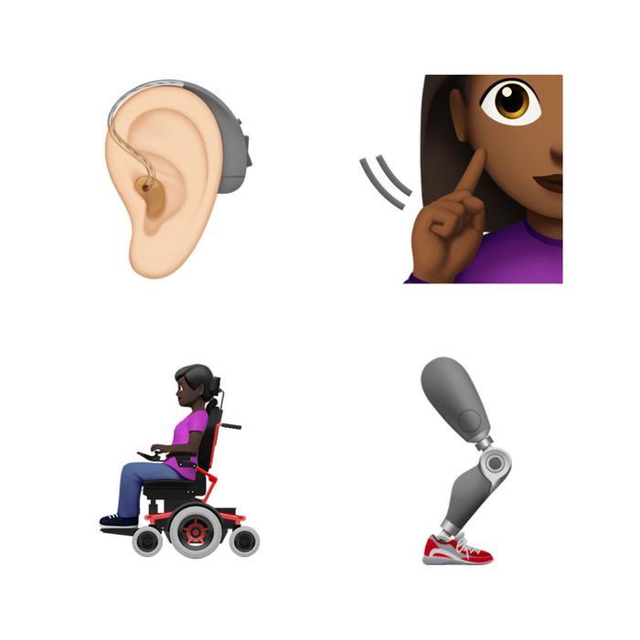 Apple cho biết mình đã đệ trình đề xuất bổ sung nhưng loạt emoji này tới Unicode Consortium hồi năm ngoái.