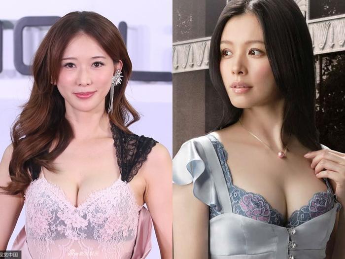 Vượt mặt cả Lâm Chí Linh và Từ Nhược Tuyên, Quách Tuyết Phù trở thành người đẹp quyến rũ nhất Đài Loan trong mắt nam giới năm 2013.