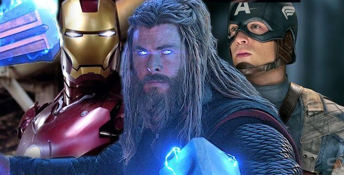 Chỉ mỗi Thor là có phần phim riêng thứ 4.