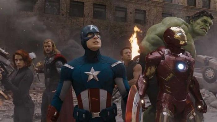6 Avengers đầu tiên nay chỉ còn lại một nửa.