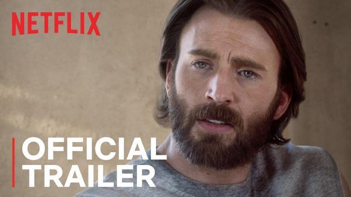 Chris Evans trở lại trong loạt phim mới toanh của Netflix