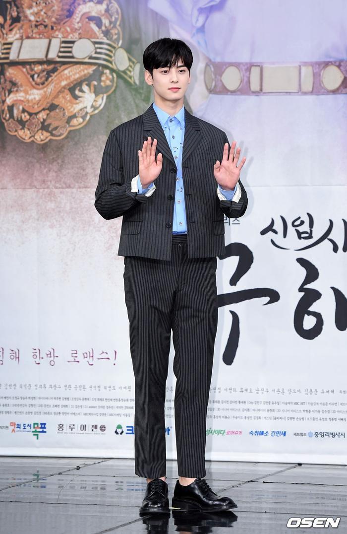 Họp báo 'Rookie Historian Goo Hae Ryung': Cha Eun Woo - Shin Se Kyung xinh như hoa, lấn áp cặp đôi phụ