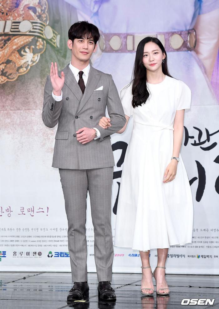 Họp báo Rookie Historian Goo Hae Ryung: Cha Eun Woo  Shin Se Kyung xinh như hoa, lấn áp cặp đôi phụ ảnh 19