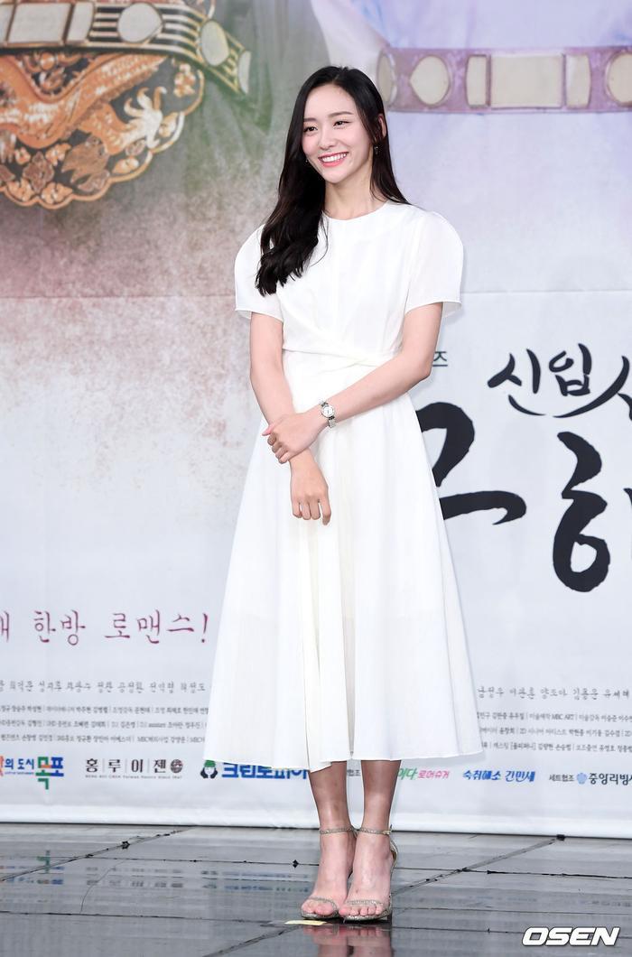 Họp báo Rookie Historian Goo Hae Ryung: Cha Eun Woo  Shin Se Kyung xinh như hoa, lấn áp cặp đôi phụ ảnh 10