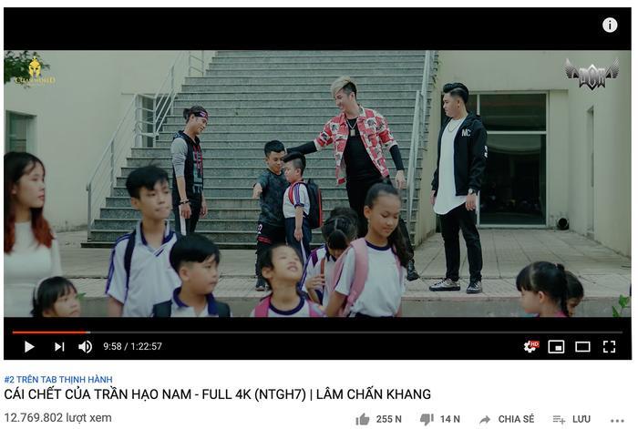 Không chỉ vượt mặt Sơn Tùng M-TP, Lâm Chấn Khang còn đang lăm le ngôi vị top 1 của Jack –K-ICM trên YouTube.