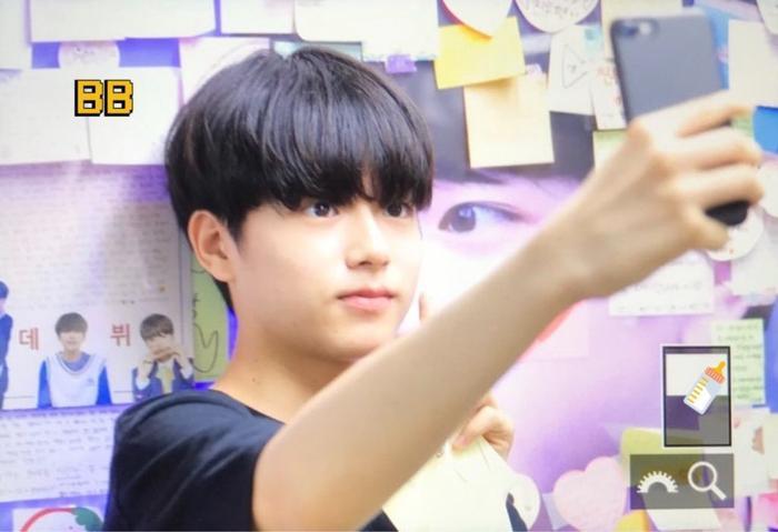 Produce X 101: Lộ diện sau khi bị loại, Lee Jin Woo xinh xắn như hoàng tử bé ảnh 19